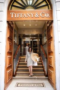 Heidi Busetti, la Wedding Reporter, da Tiffany a Milano