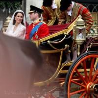 La Wedding Reporter Heidi Busetti a Londra per il Royal Wedding