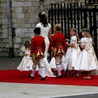 La Wedding Reporter Heidi Busetti a Londra per il Royal Wedding, ph. Devid Rotasperti